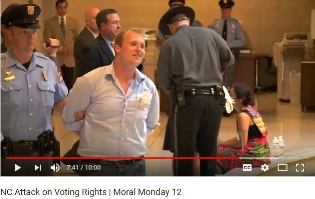 072213 MoMo Video - Carl Gibson Arrest