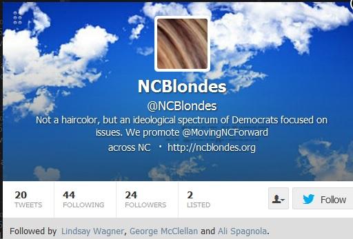 NC Blondes - Blonde Dum Dums