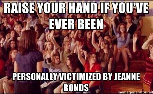 Victimized by Jeanne Bonds