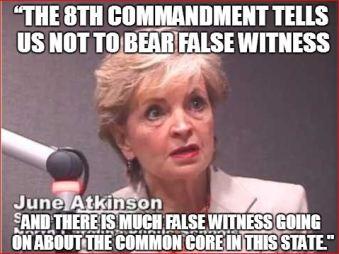 CC June False Witness