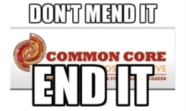Dont mend it end it