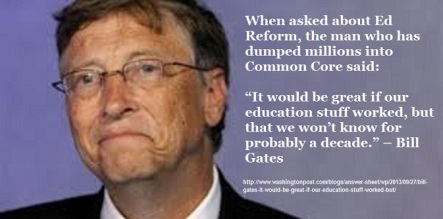Gates 10 years quote