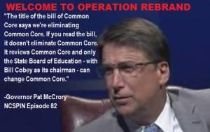 McCrory CC Rebrand