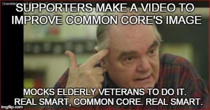 Grandad Learns About CC Meme
