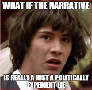 Narrative keanu