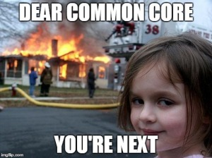 Disaster girl core