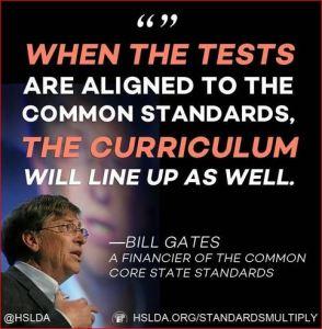 Gates HSLDA Curriculum aligned