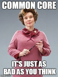 Umbridge Common Core
