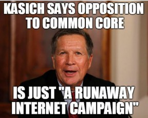 kasich internet campaign