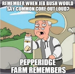 Pepperidge Farm Remembers Jeb Bush