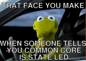 Common Core kermit