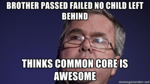 Jeb Common Core