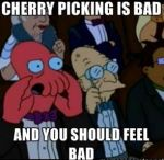 Cherry Picking Is bad