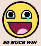 SO MUCH WIN