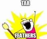 Tar Feathers