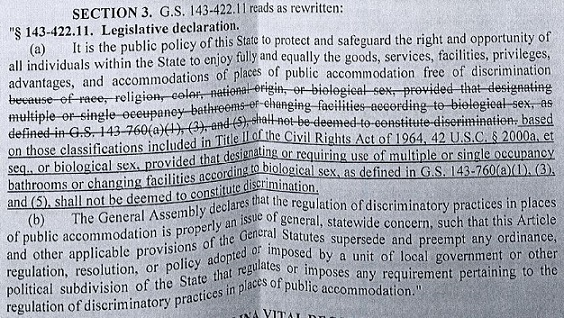 062816 Section3A HB2 changes