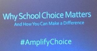 Amplify Choice Kick off Small