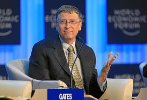 Bill Gates - World Econ Forum