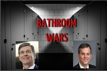 Bathroom Wars Cooper and Stein