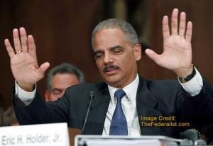 Eric Holder - Hands-Up Contempt
