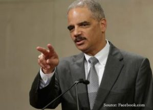 Eric Holder - Watching You