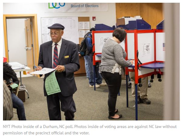 NYT Inside Polls
