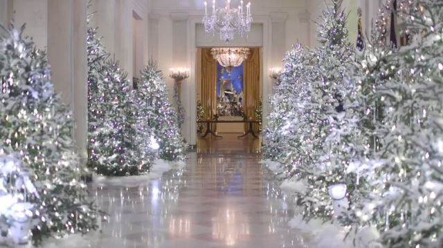 White House Christmas 2017 - Via Twitter