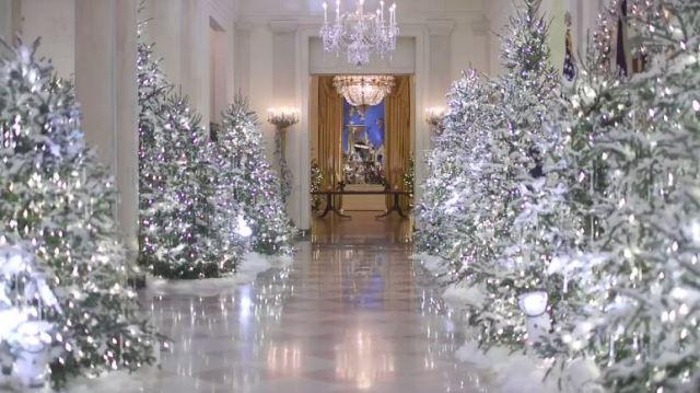 White House Christmas 2017 - Via Twitter