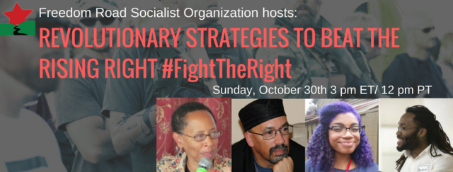 102916 FB FRSO Rev Strategies to Fight rising Right