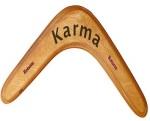 boomerang - karma