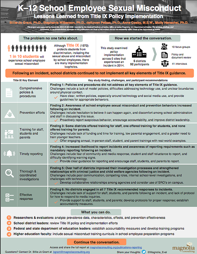 k12 report one pager - quiet epidemic
