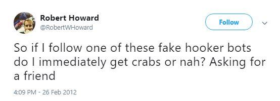 022012 Robert Howard Hookers and Crabs- NC DEMS