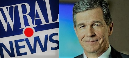 WRAL AND ROY COOPER