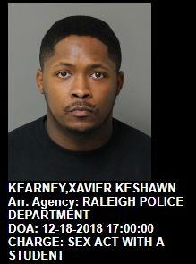 Xavier Kearney - WCPSS - Quiet Epidemic