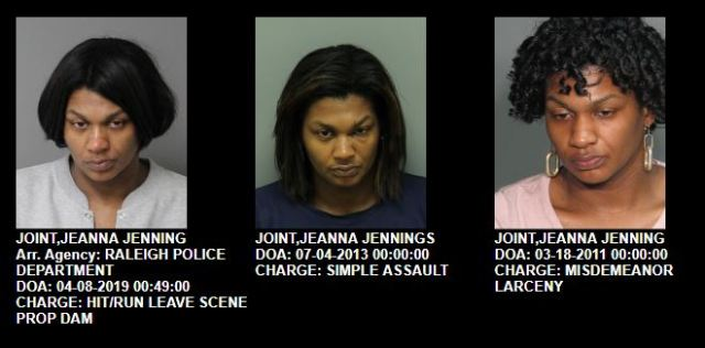 eanna Jenning Joint - 3 arrests - Durham - Quiet Epidemic