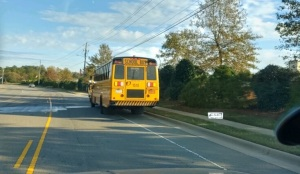WCPSS - Buses