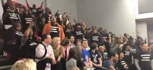Powerful Parent Network Chant - 2019 Warren Rally